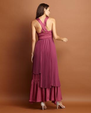 burgundy PANAREA Dressを見る