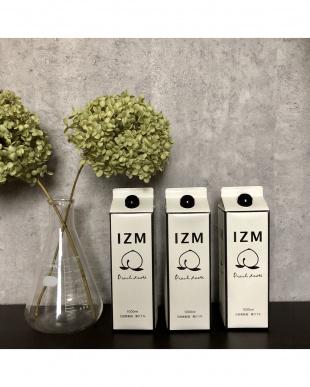 『桃味の美味しい酵素ドリンク』IZM PEACH TASTE・3本見る