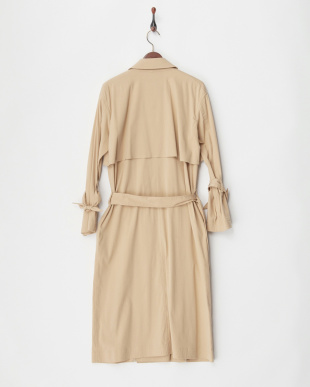 CAMEL SLIT AH TRENCH COATを見る