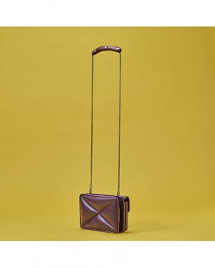 GREEN + PURPLE GREEN+PURPLE twin Shoulder bag見る
