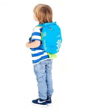ブルー 防水パドルバッグを見る