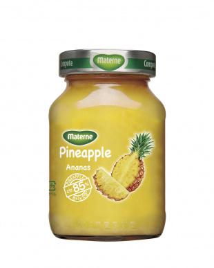 パイナップル/マンゴー コンポート2種セット見る