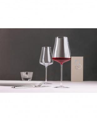 WINE CLASSICS 赤ワイングラスペアセット(リオハ)見る
