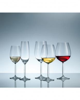 DIVA LIVING ワイングラス(赤ワイン)6個セットを見る