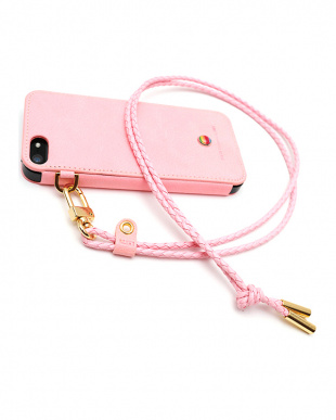 PINK LIM`S COULOR STRAP見る