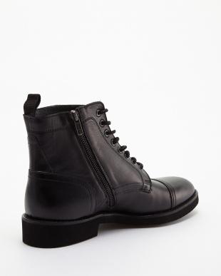 ブラック 5201904016EVA編上ブーツ見る