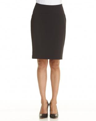 ブラック 2WAYストレッチタイトスカートを見る