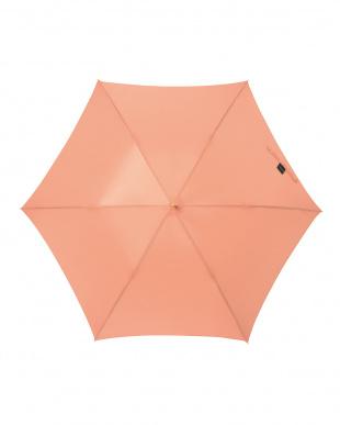 オランジュ 軽量スリムジャンプ傘(無地)を見る