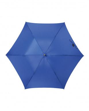 ロイヤルブルー 軽量スリムジャンプ傘(無地)を見る