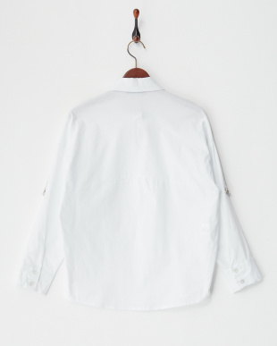 ホワイト シャツを見る