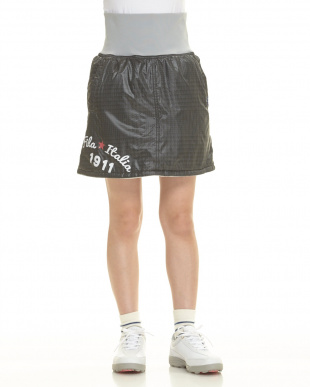 BK レディス リバーシブルスカート見る