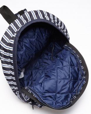 CS BLUE STRIPE X HARBOUR BLUE CROOK BACKPACK BAG M5 00見る