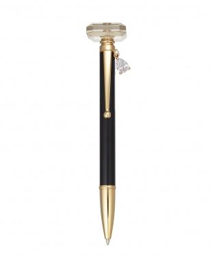 ブラック パヒュームボールペン|WOMENを見る