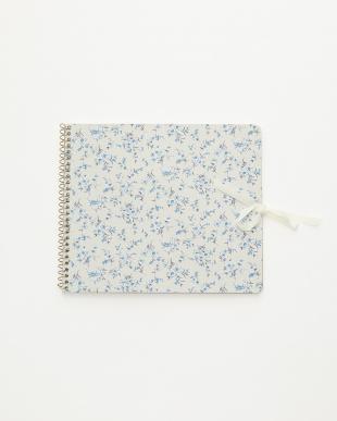 アイボリー/ピンク スクラップノート 2点セット・キュート/Flower textile|WOMENを見る