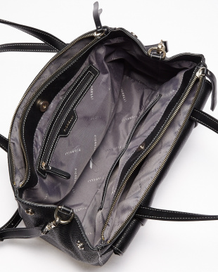 ブラック SOHO Shoulder Bag/FIORELLI|WOMEN見る