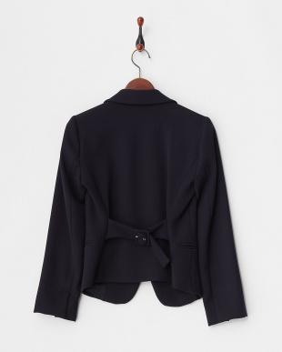 midnight blue PANACEA Jacket見る