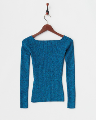 navy blue pattern COSTANTE Sweaterを見る