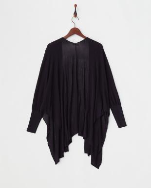 midnight blue CONDOR Knitted shawlを見る