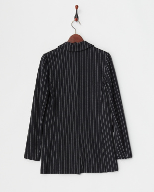 dark grey pattern COPPA Jersey Jacket見る