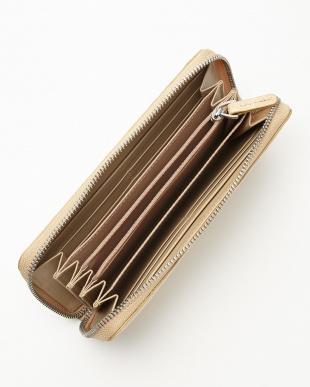 オリックス クロコダイルラウンドファスナー長財布を見る
