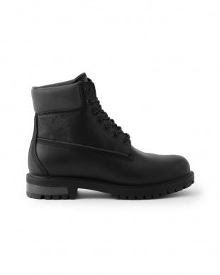 ブラック シティトレッカー シックスインチ リフレクティブ ブーツ見る