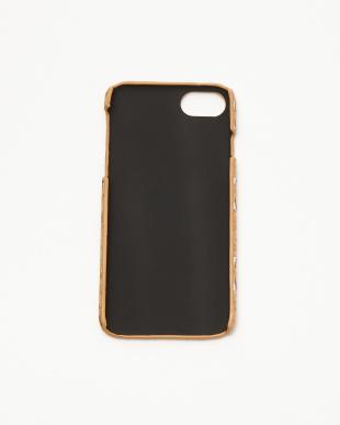 シルバー iPhone8・7・6s・6用背面ケース・コルク/デジタルアクセサリー見る
