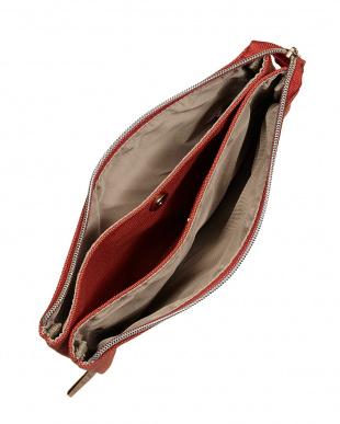 レッド 3ポケットポーチ zakka collectionを見る