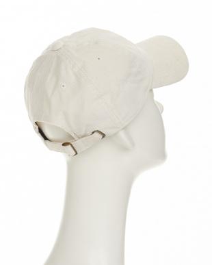 ホワイト FARON and SNOOPY CORDUROY BB CAP(ファロン&スヌーピーコーデュロイベースボールキャップ)見る