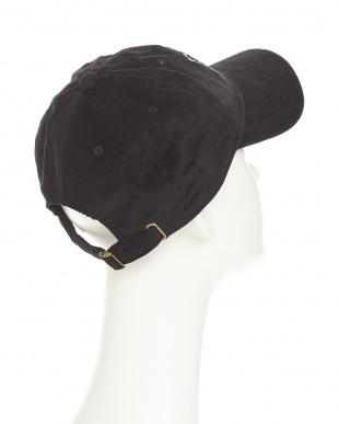 ブラック FARON and SNOOPY CORDUROY BB CAP(ファロン&スヌーピーコーデュロイベースボールキャップ)見る