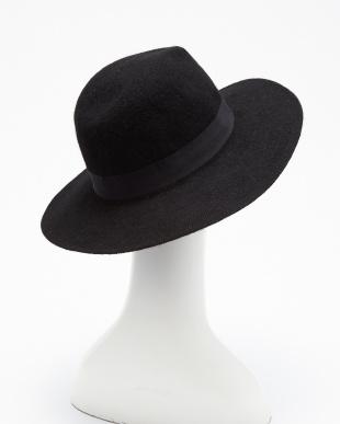 ブラック ANGOLA LONG VISOR THERMOS HAT(アンゴラ ロング バイザー サーモ ハット)見る
