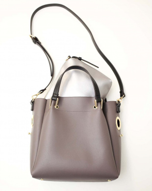 Brown 4WAY BAG見る