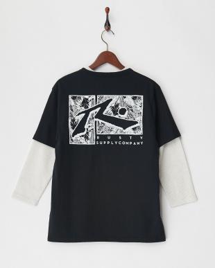 BLK メンズ L/S.Tシャツ見る