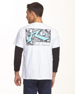 WHT メンズ L/S.Tシャツ見る