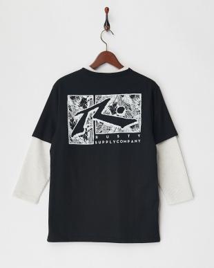 BKS メンズ L/S.Tシャツ見る
