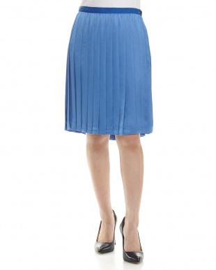 SH-SZ01/BLUE プリーツスカートを見る