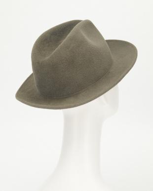 olive 帽子見る