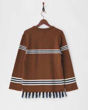brown ニット・セーター見る