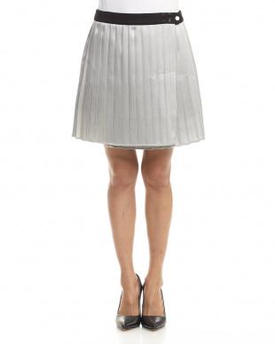 silver ラップスカート見る