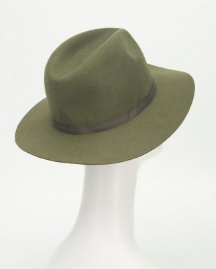 khaki 帽子見る