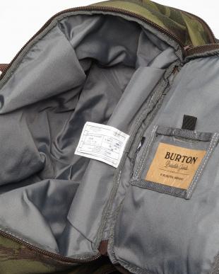 Brushstroke Camo Print Booter Pack 40L見る