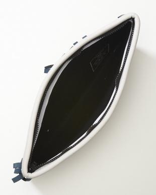 45 オリーブ U160LZBG004 OLIVEFRINGE クラッチバッグ見る