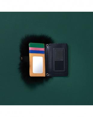 BLACK SMARTPHONE  CASE見る