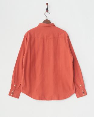 オレンジ ウエスタンシャツ|UNISEXを見る