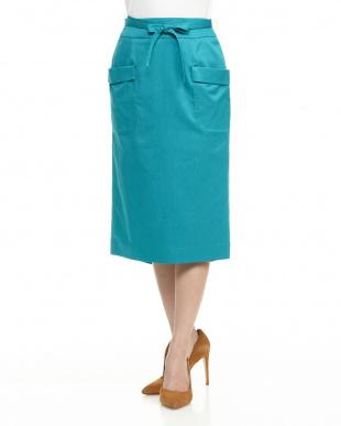 PURPLE バイオエアタンバックテールスカートを見る