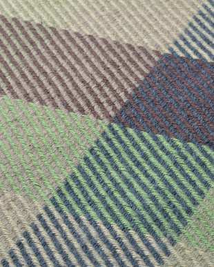 グリーン インド綿ウール混ボンディングマット メルモを見る