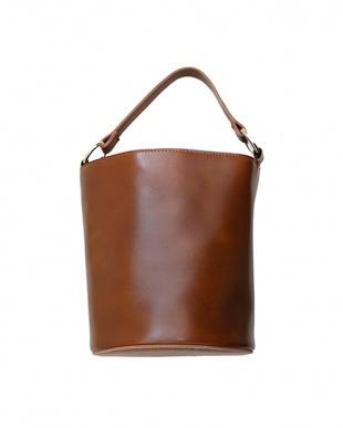 キャメル Handle Fur Bagを見る
