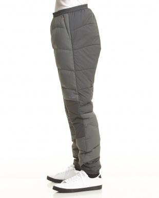 ダークグレー [高品質ダウン] 3DeFX Hybrid Pants│MEN見る