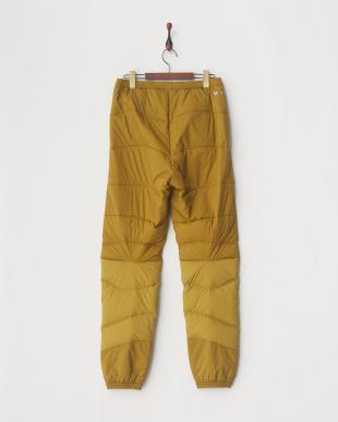 アースゴールド [高品質ダウン] 3DeFX Hybrid Pants│MEN見る