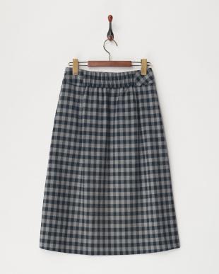 A2柄 スカート見る