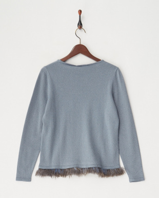 SKY BLUE Sweaterを見る